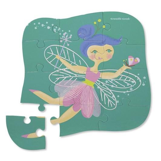 Croc Creek Mini Puzzle Fairy Magic 12pc