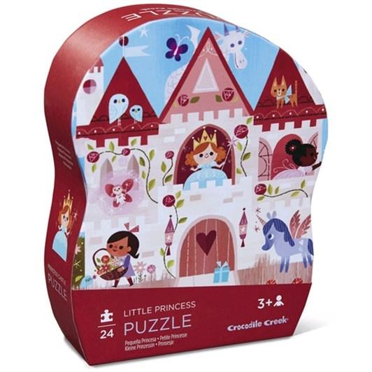 Croc Creek Mini Puzzle Little Princess 24pc
