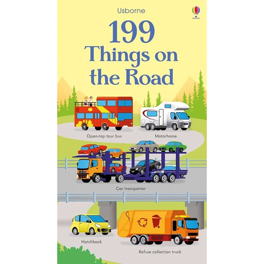 Usborne 199 Things On The Road
