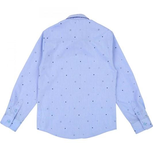 Hugo Boss Long Sleeved Denim Shirt