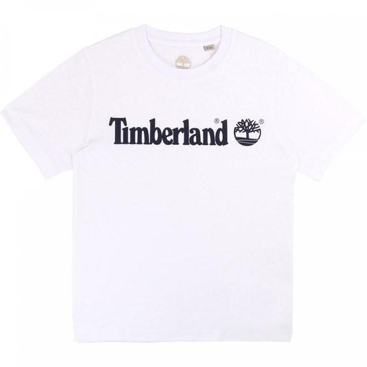 Timberland Short Sleeves Tee-Shirt 6-8Y