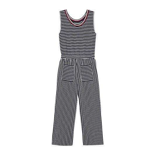 Tommy Hilfiger Stripe Knit Jumpsuit