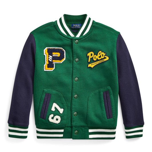 Polo Ralph Lauren  Baseball Jacket size 10-16