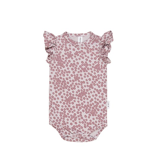 Huxbaby Floral Frill Onesie