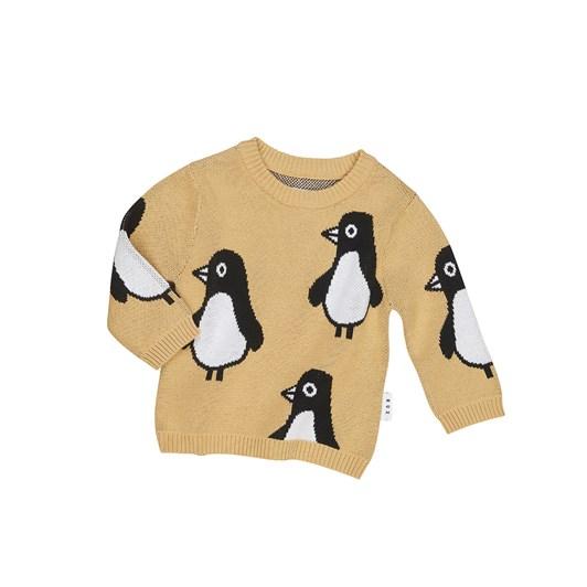 Huxbaby Penguin Knit Jumper