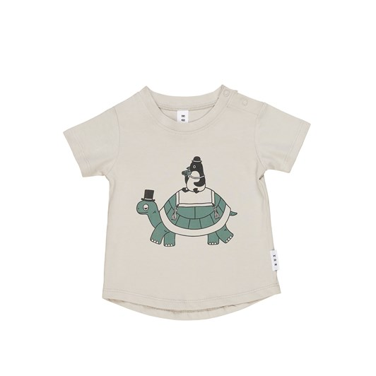 Huxbaby Turtle Penguin T-Shirt