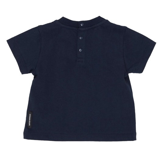 Emporio Armani Logo Cotton T-Shirt