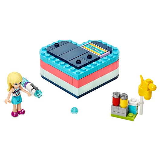 LEGO Friends Stephanie's Summer Heart Box