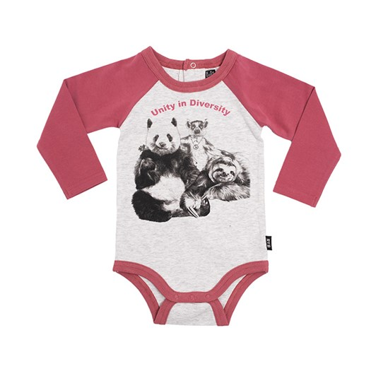 Rock Your Baby Unity - Ls Bodysuit
