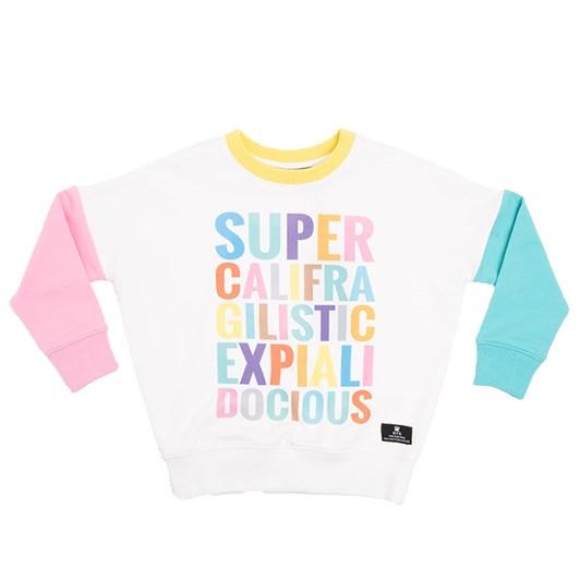 Rock Your Baby Supercali - Sweatshirt