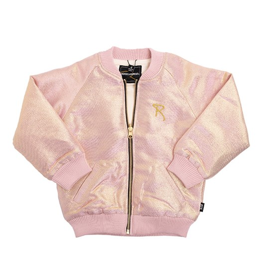 Rock Your Baby Light Gold/Pink Shimmer - Jacket
