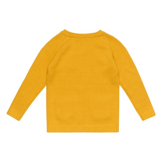 Rock Your Baby Mustard - Cardigan