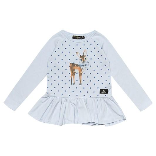 Rock Your Baby Deer Heart - Ls T-Shirt