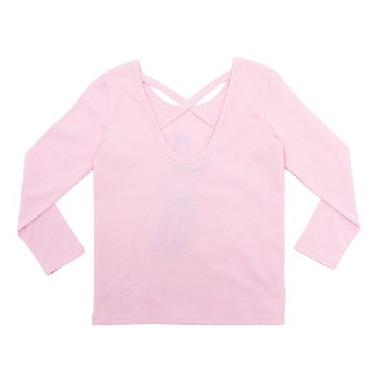 Rock Your Baby Ballerina - Ls T-Shirt