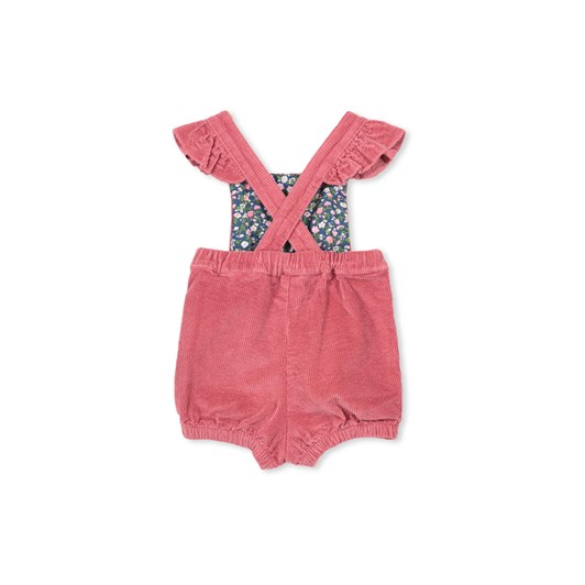 Milky Cord Playsuit