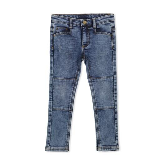 Milky Mid Wash Denim Jean