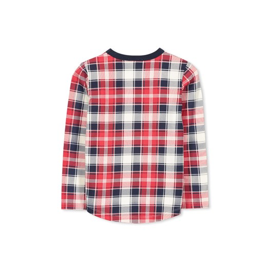 Milky Check Tee