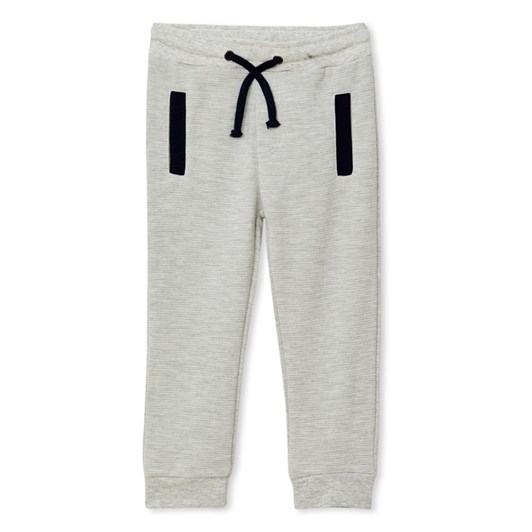 Milky Grey Trackpant