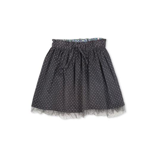 Milky Cord Spot Skirt