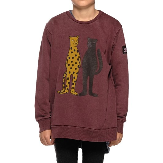 Band Of Boys Jumper Cat Friends A-Line
