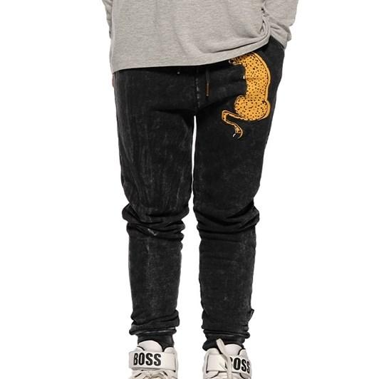 Band Of Boys Super Slouch Pants Fierce Leopard