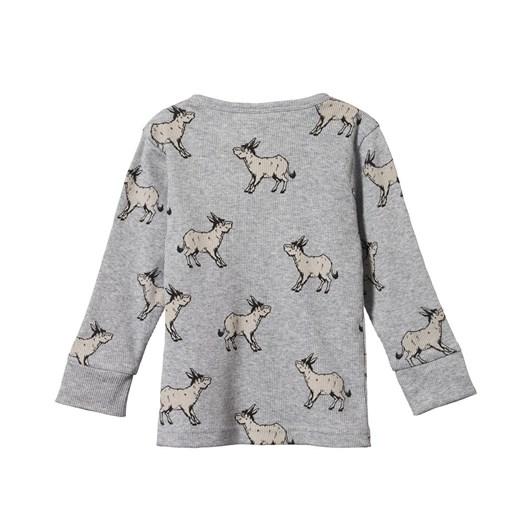 Nature Baby Cotton Rib Long Sleeve PJ Set