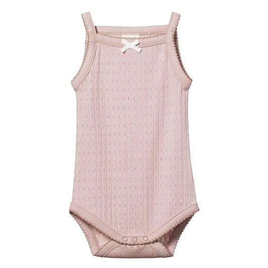 Nature Baby Camisole Bodysuit Pointelle