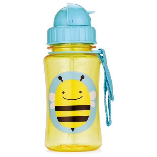 Skip Hop Zoo Straw Bottle Bee