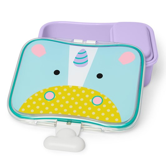 Skip Hop Zoo Little Kid Lunch Kit Unicorn