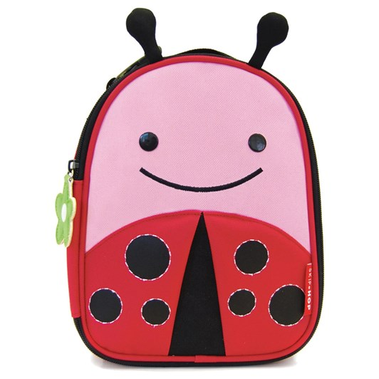 Skip Hop Zoo Lunchie Insulated Lunch Bag Ladybug