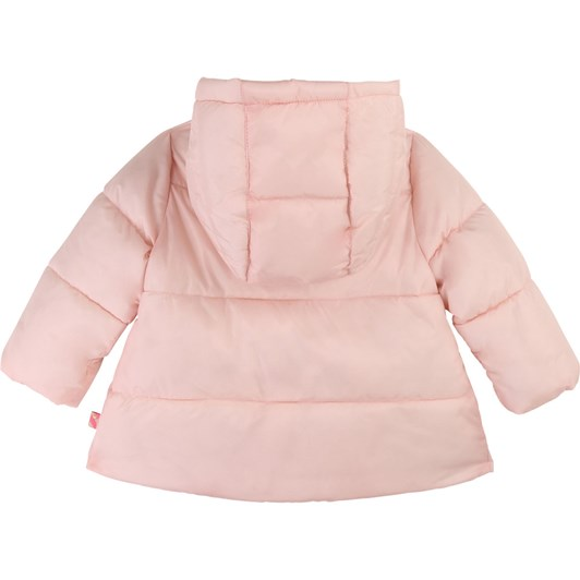 Billieblush Winter Jacket with Fur Pockets 3M-2Y