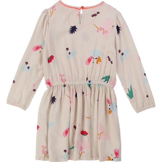 Billieblush Flared Printed Dress 10-12 Years