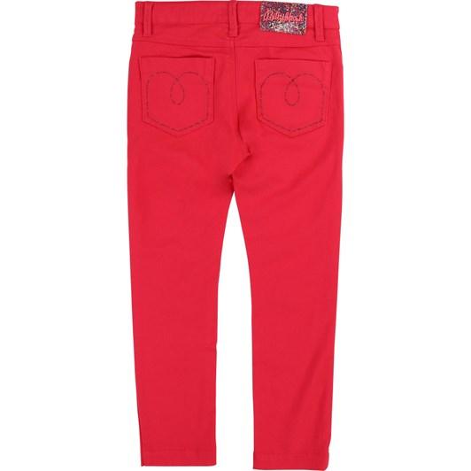 Billieblush Twill Sequin Trousers 3-8 Years