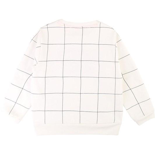 Billybandit Chequered Oversize Sweatshirt 3-8 Years