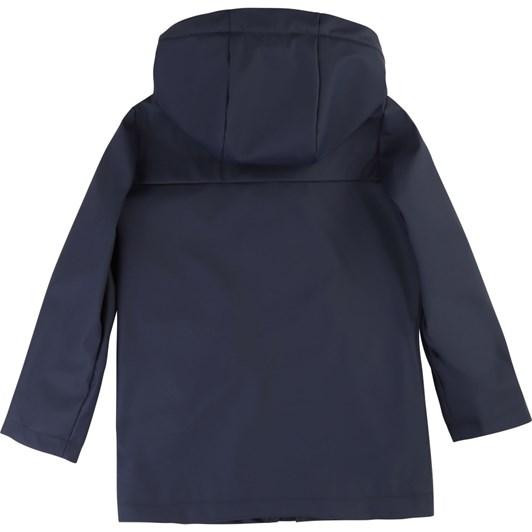 Billybandit Fleece-Lined Hooded Raincoat 10-12 Years