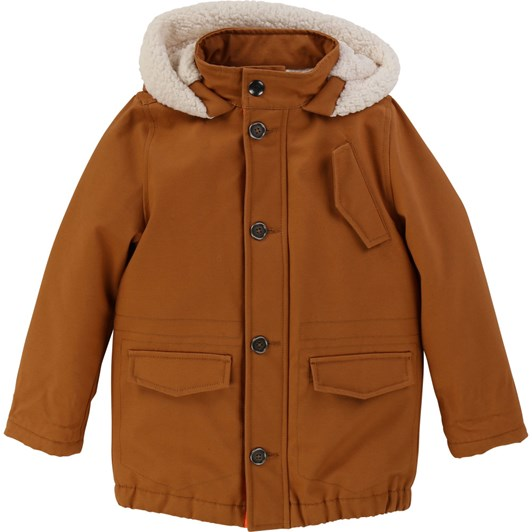 Billybandit Hooded Waterproof Parka 3-8 Years