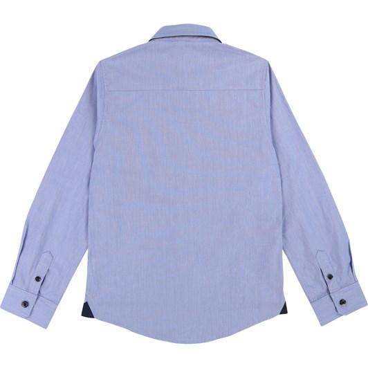 Hugo Boss Cotton Poplin Shirt 6-8 Years