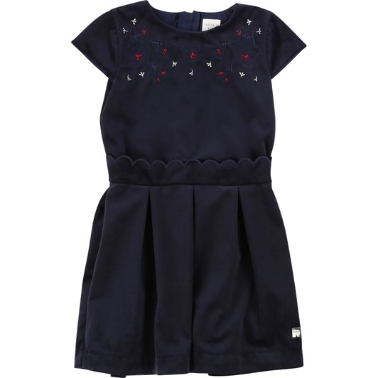 Carrement Beau Formal Velvet Dress 3-8 Years