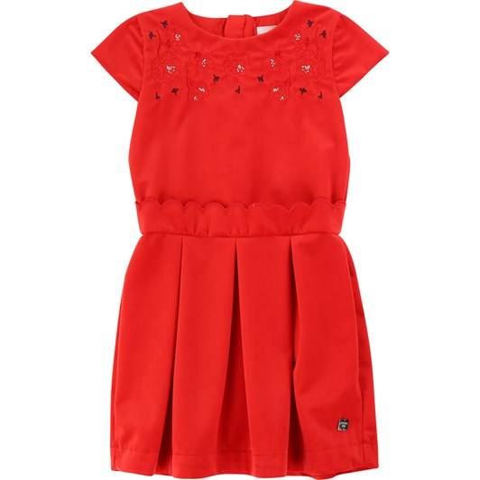 Carrement Beau Formal Velvet Dress 10-12 Years
