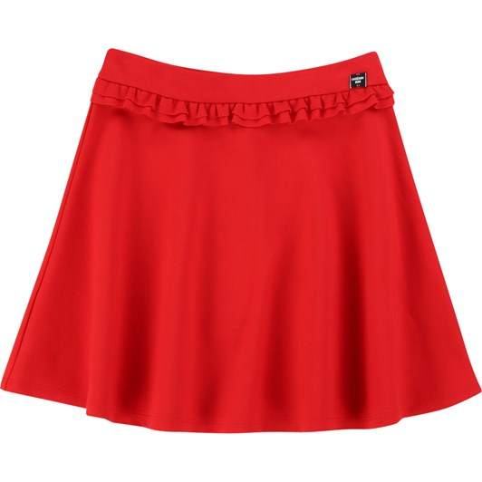 Carrement Beau Zipper Milano Skirt 10-12 Years