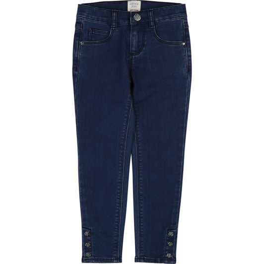 Carrement Beau Slim Stretch Denim Trousers 3-8 Years