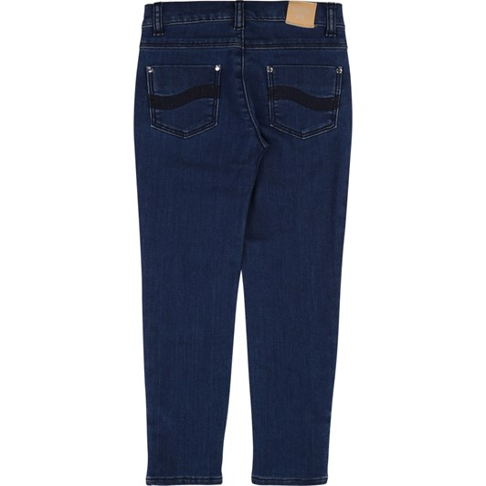 Carrement Beau Slim Stretch Denim Trousers 10-12 Years
