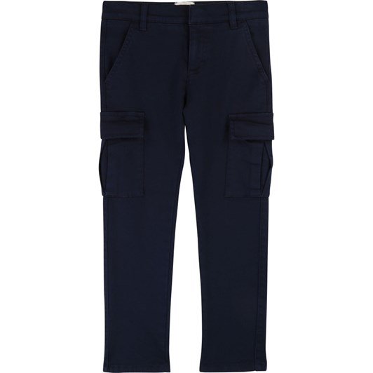 Carrement Beau Stretch Cotton Trousers 3-8 Years