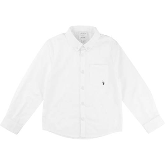 Carrement Beau Cotton Poplin Shirt 3-8 Years