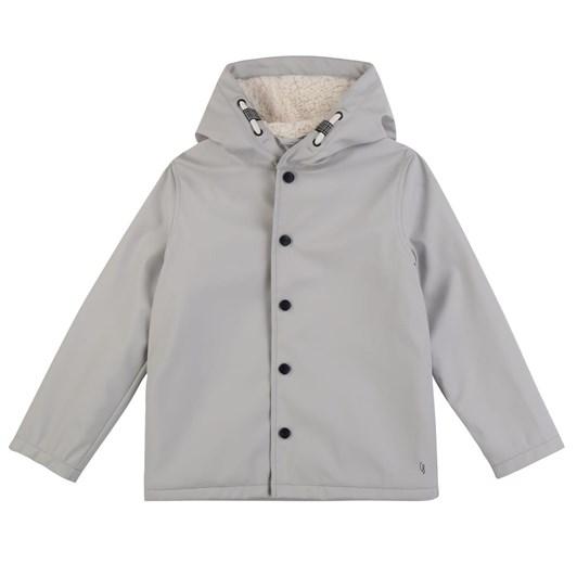 Carrement Beau Waterproof Hooded Rain Jacket 3-8 Years