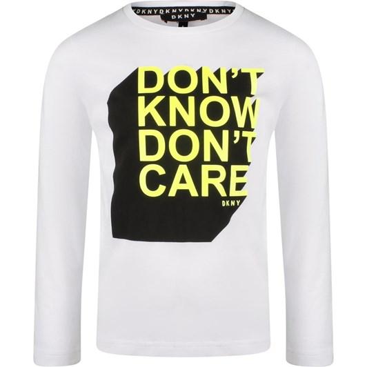 DKNY Long Sleeve T-Shirt