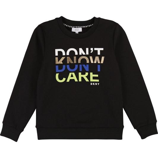 DKNY Milano Knit Jumper 10-16 Years