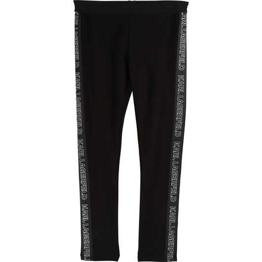 Karl Lagerfeld Knit Leggings 6-8 Years
