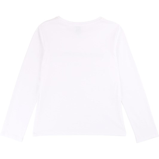 Karl Lagerfeld Long-Sleeved T-Shirt 6-8 Years