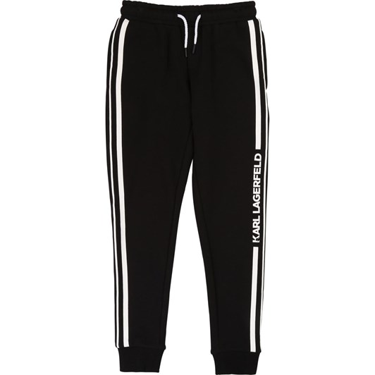 Karl Lagerfeld Fleece Jogging Bottoms 6-8 Years